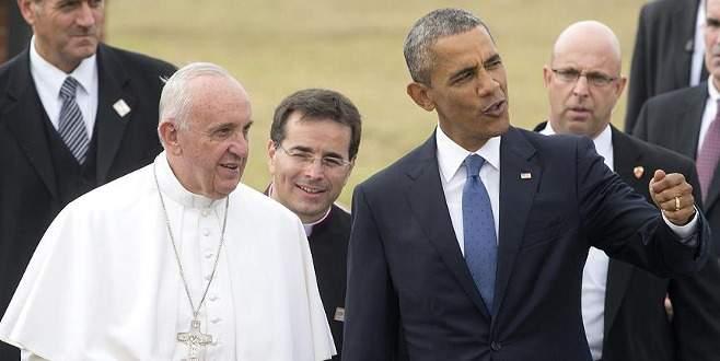 Papa'dan ABD'ye tarihi ziyaret