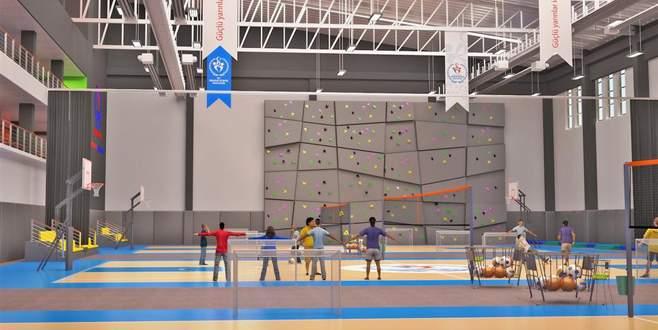 Gürsu'ya Sporcu Fabrikası