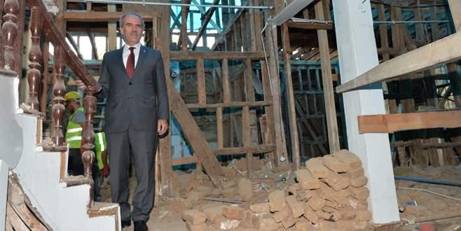 Bursa 'Bıçakçılık Müzesi'ne kavuşuyor