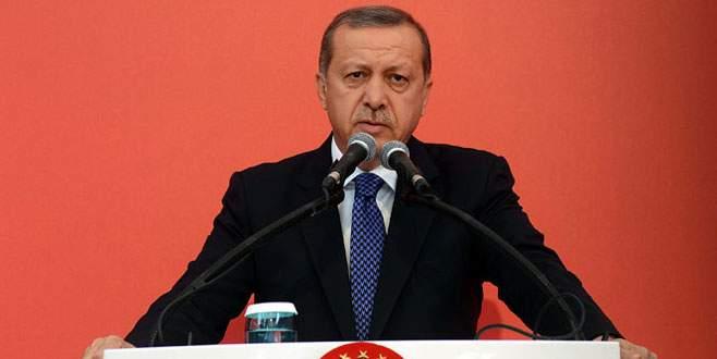 Erdoğan'dan hacılar için taziye mesajı