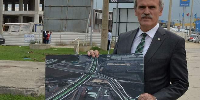 Kent trafiğini rahatlatacak proje