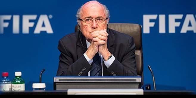Blatter için soruşturma başlatıldı!