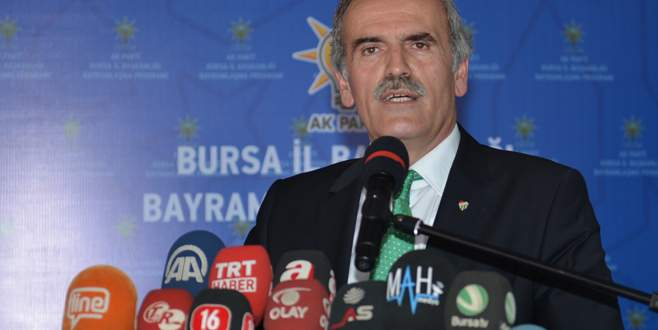 Bursa 'Bütünşehir'e en iyi örnek