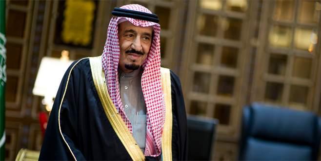 Suudi Arabistan Kralı'ndan flaş karar