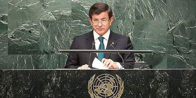 'Sürdürülebilir kalkınma barış ve güvenlik olmadan olamaz'
