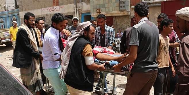 Yemen'deki çatışmalarda 37 kişi yaşamını yitirdi