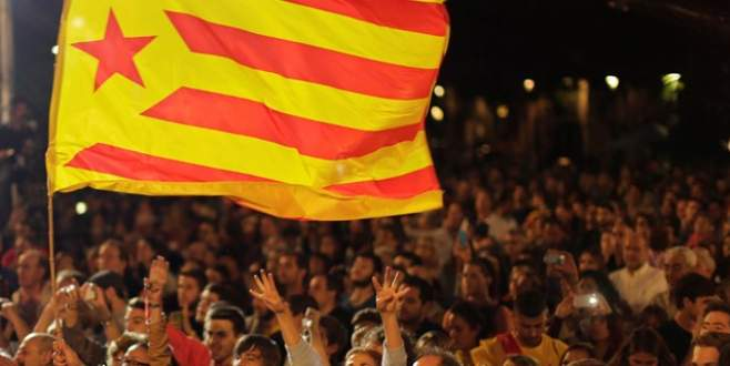 Katalonya'da oy işlemi sona erdi