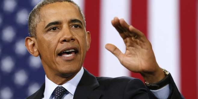 """Obama Esad'ı """"tiran"""" olarak nitelendirdi"""