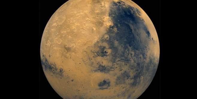 Mars'ta su kanıtı bulundu