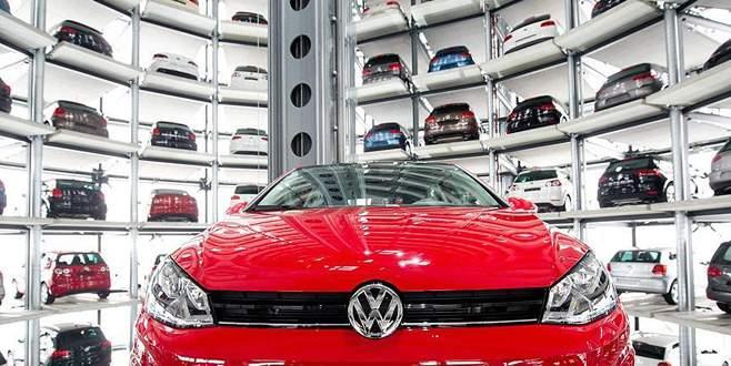 Volkswagen'e bir darbe daha!