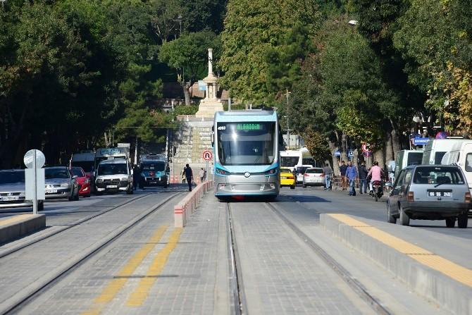 Alaaddin-Adliye Tramvay Hattı'nda Dünyanın En İleri Sistemi Uygulanıyor