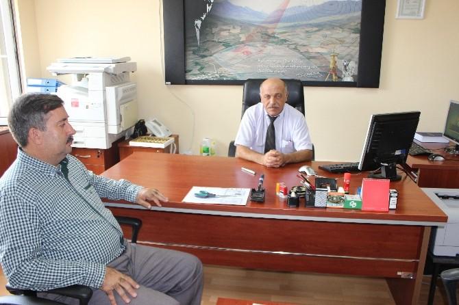 Osmaneli Tapu Müdürü Rahim Ökten Görevine Başladı