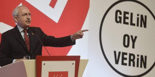 CHP'nin seçim bildirgesi yarın açıklanıyor