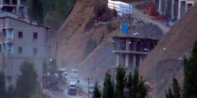 Şemdinli'de askeri araca bombalı saldırı: 2 asker şehit
