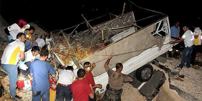 Polise hain saldırı! 1 polis şehit, 1 vatandaş öldü