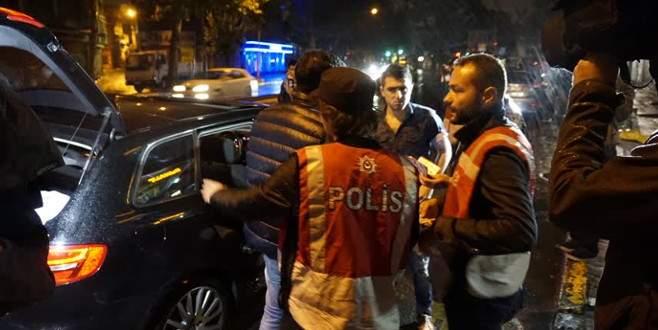 İstanbul'da gece yarısı dev operasyon!