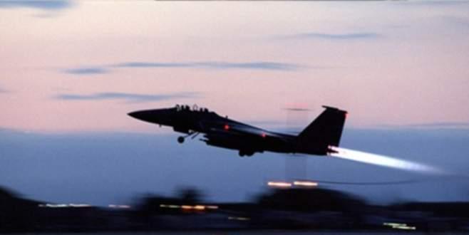 Rusya'dan Suriye'de hava saldırısı