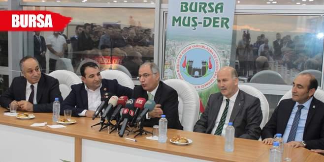 Efkan Ala: Türkiye'nin özlem duyduğu atmosfer Bursa'da var