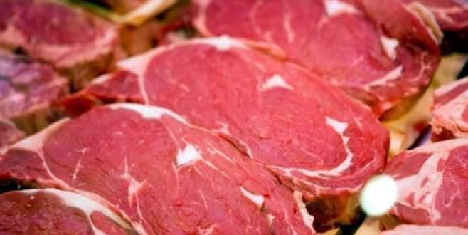 Kırmızı et fiyatlarına 'kurban freni'