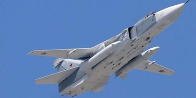 'Rusya Suriye'de 30 hedefi vurdu'