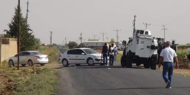 Polis lojmanlarına saldırı: 1 başkomiser yaralı