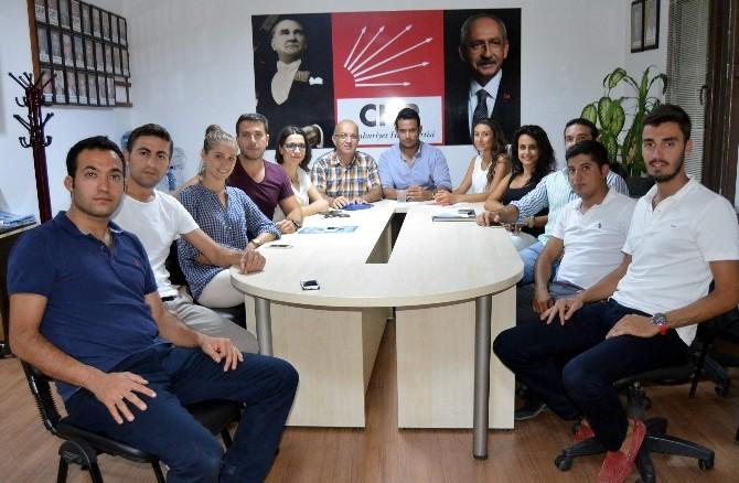 CHP Bodrum İlçe Örgütü Gençlik Kollarında Yeni Dönem