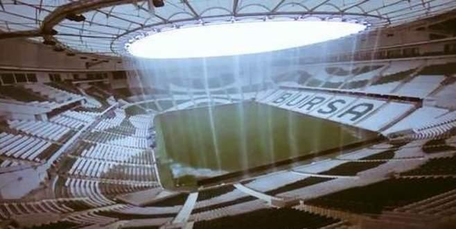 Timsah Arena'nın çatı sistemi hakkında açıklama