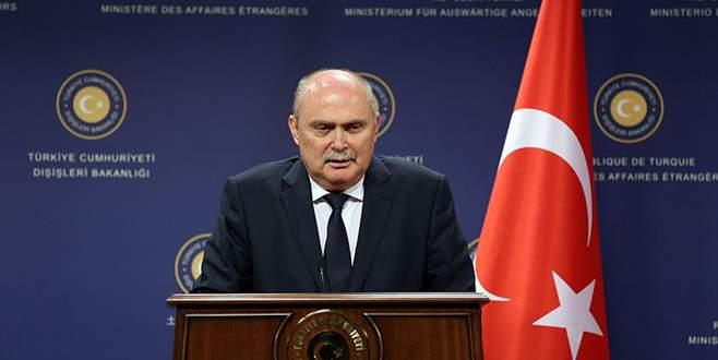 'Rusya'nın Suriye operasyonlarından endişeliyiz'