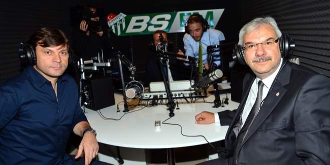 Bursaspor FM yayında