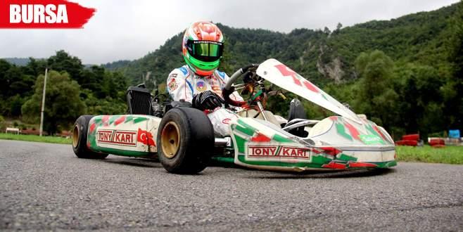 Sayısız birinciliği var, hedefi Formula 1
