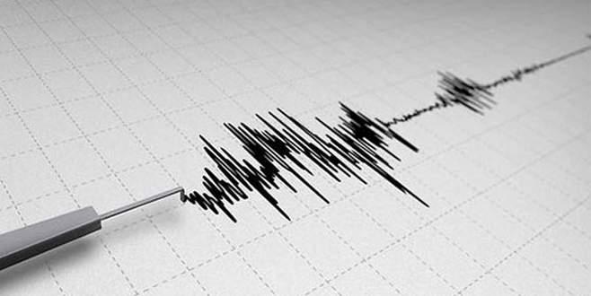 İznik Gölü'nde deprem