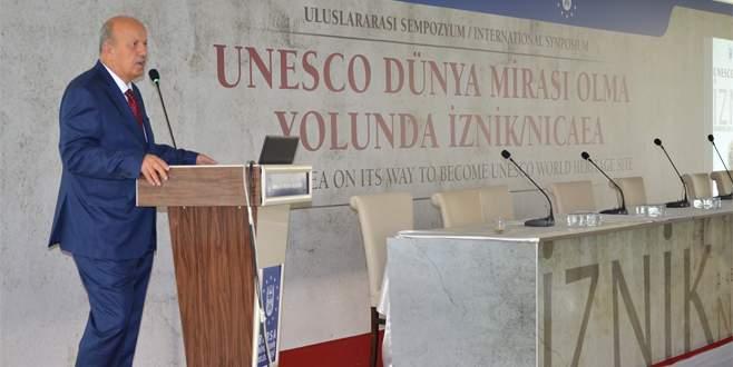 İznik Unesco yolunda
