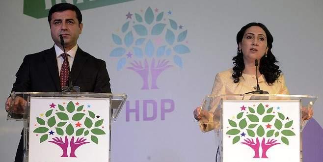 HDP'nin seçim bildirgesi açıklandı