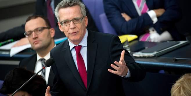 Sığınmacılar Alman bakanı öfkelendirdi