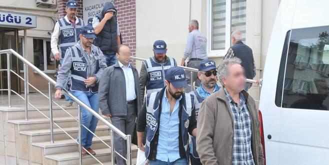 7 polis serbest kaldı