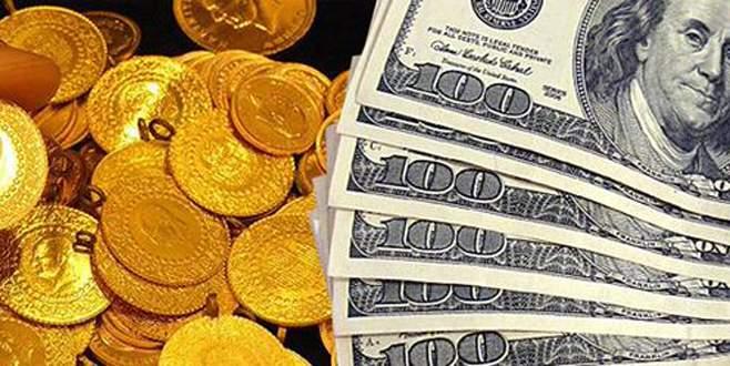 Dolar çakıldı, altın fırladı
