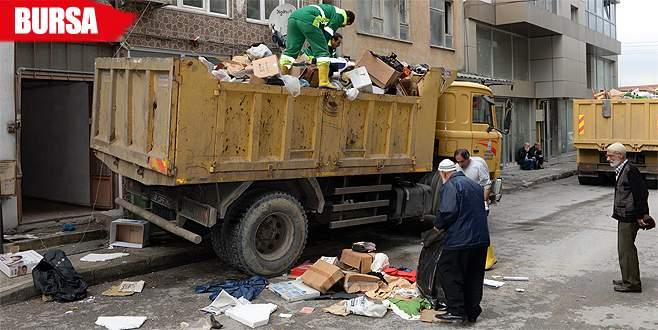 İnanılır gibi değil! Tam 15 kamyon çöp çıktı
