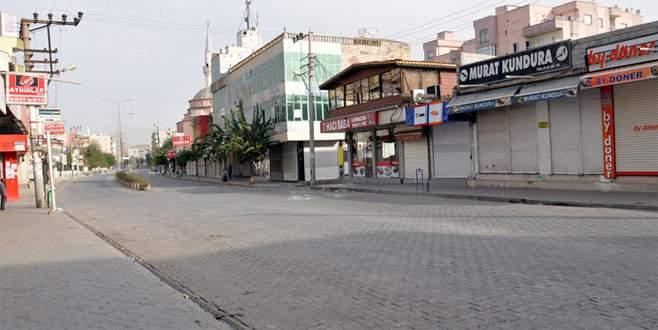 6 bölgede sokağa çıkma yasağı ilan edildi