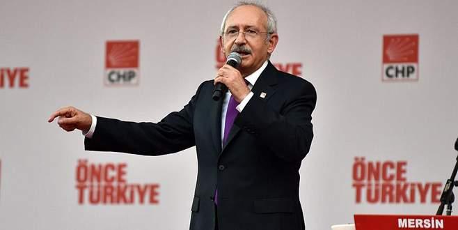 'Önce Türkiye diyoruz'