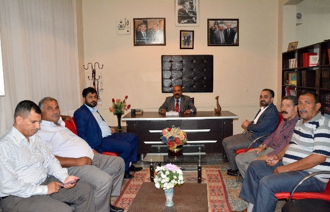 Başbakan Danışmanı Özçeri Akhisar'da