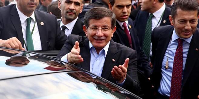Davutoğlu'ndan HDP'ye sert sözler