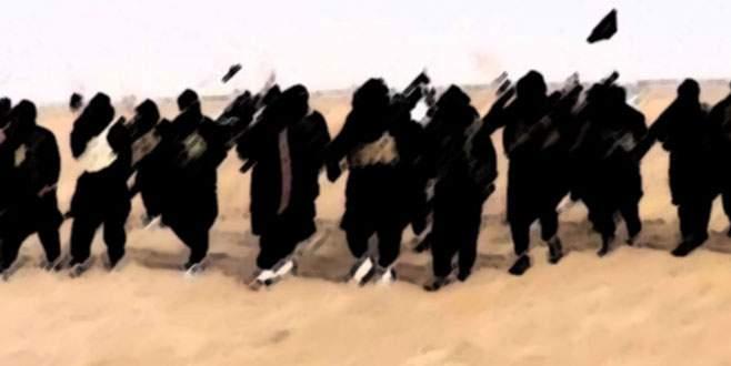 IŞİD militanları ailelerini tahliye ediyor!