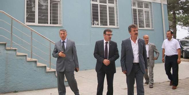 Yenişehir'de eğitim altyapısı güçlendi