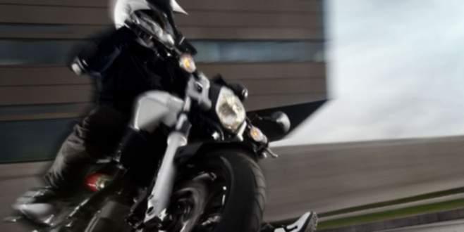 237 km hız yapan motosikletçi gözaltında