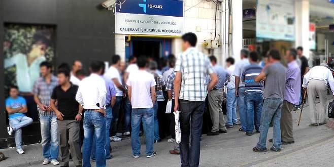 İşsizlere 1,4 milyar lira ödendi