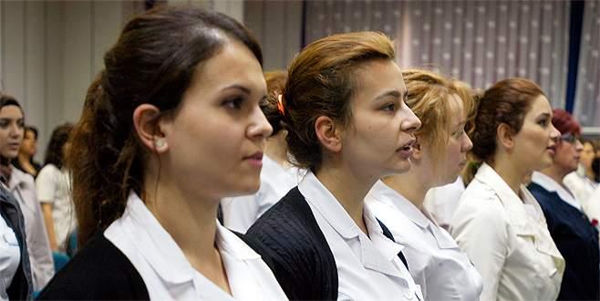 Uludağ Üniversitesi Tıp Fakültesi 100 hemşire alacak