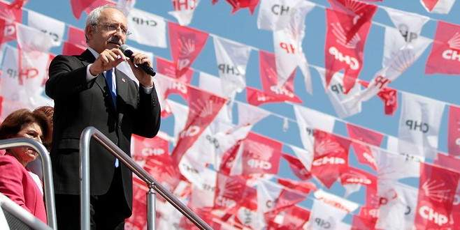 Kılıçdaroğlu: Biz neyi açıklamışsak aynılarını aldılar