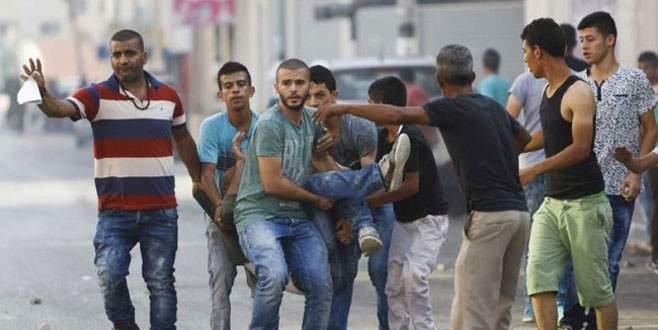 İsrail askeri Filistinli çocuğu öldürdü