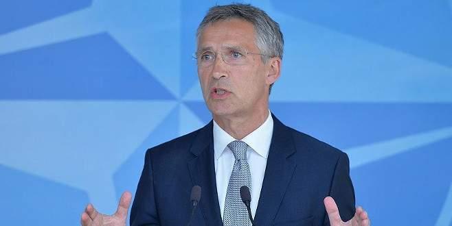 NATO'dan Rusya'ya sert tepki