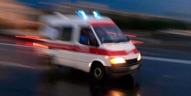 Kamyonet sürücüsü polisi şehit etti